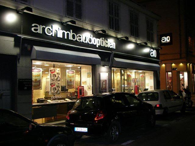 Boutique de lunettes à Marseille 13012 - Optique Archimbaud ... 514e519720b8