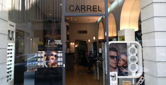 Carrel Opticien à Marseille centre ville, lunettes griffées ... 9f648a9674da