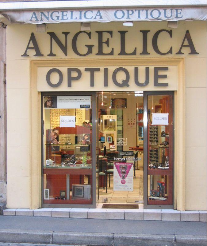 Opticien lunetier à Aix en Provence Angelica Optique - Magasin et ... 05d84bb02882