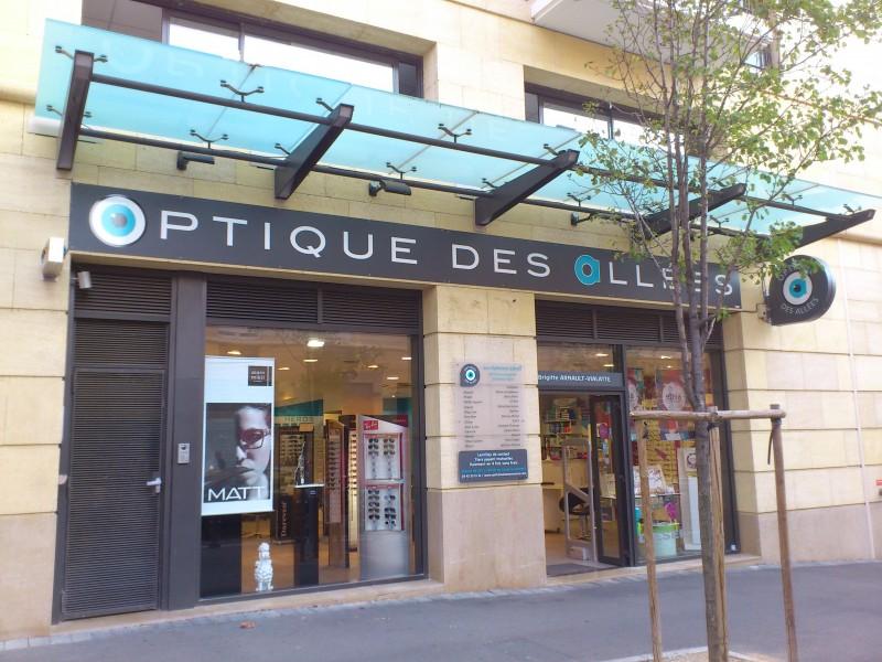 Optique des Allées Provençales à Aix en Provence - Magasin et ... 964128e35dd2